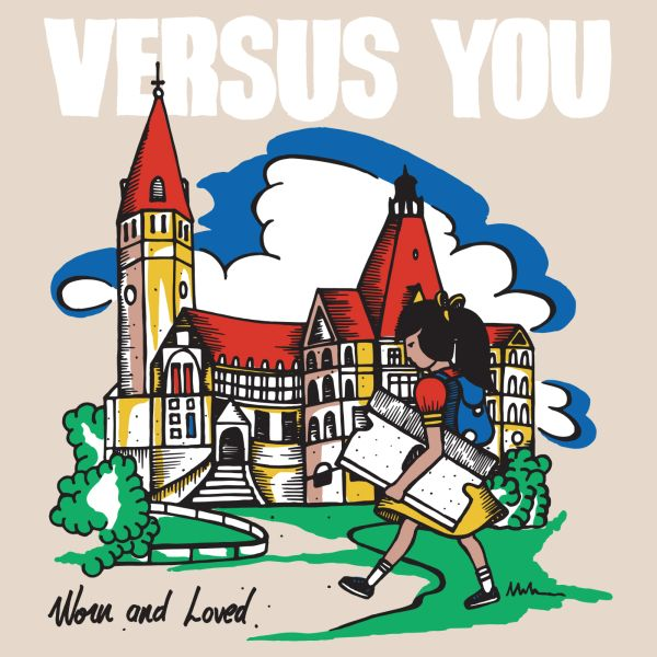 Versus You - Worn and Loved (LP)